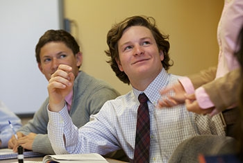 The Abbey Prepares Students For Post Secondary Academic Work By Providing  Them With A Broad And Liberal Education In The Benedictine Tradition.
